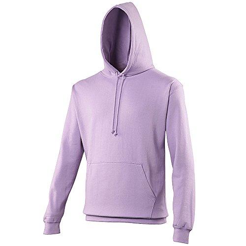 Anvil - Sweatshirt à capuche - Adulte unisexe (2XL) (Lavande)