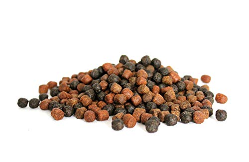 Warnicks Tierfutterservice Koifutter Jumbo Professional Mix in 8mm Pelletgröße (10Liter)