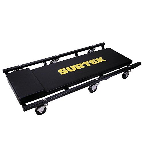 Surtek 137070 Cama para Mecánico Acolchonado