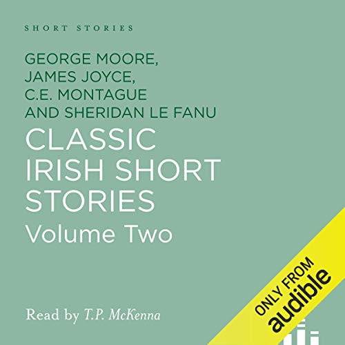 Classic Irish Short Stories 2  By  cover art