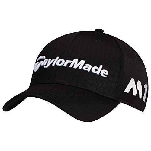 TaylorMade golf 2017 Tour RADAR CAPPELLO CINGHIA REGOLABILE - Bianco, One Size