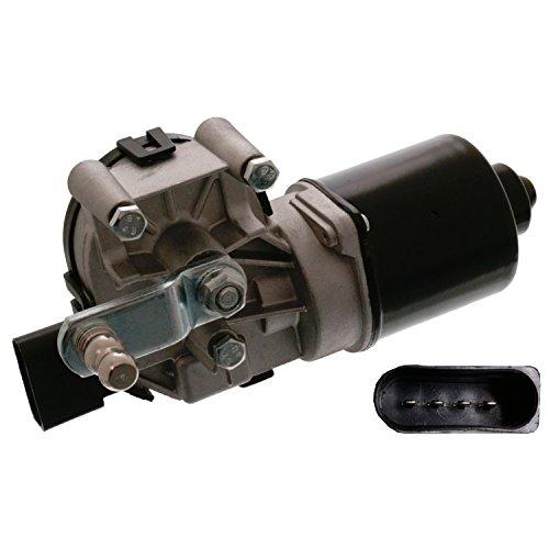 Febi Bilstein 34753 ruitenwissermotor (voor) ruitenwissermotor, aantal aansluitingen: 4, 1 stuk