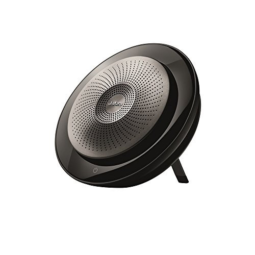 Jabra Speak 710 UC Wireless Bluetooth Speaker for Softphone and Mobile Phone – Easy Setup, Portable Speaker for Holding Meetings Anywhere with Immersive Sound, UC Optimized 4