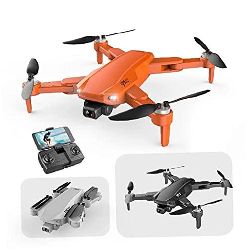 GAOFQ Mini GPS Drone S608 Quadcopter Pieghevole con Fotocamera grandangolare FPV HD Altezza modalità di Attesa Multiuso Nero