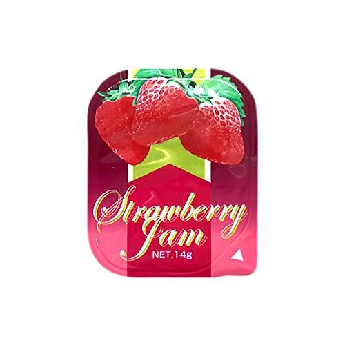 【冷蔵】 雪印メグミルク ポーションジャム ストロベリー 560g ( 14g × 40個 ) 小分け