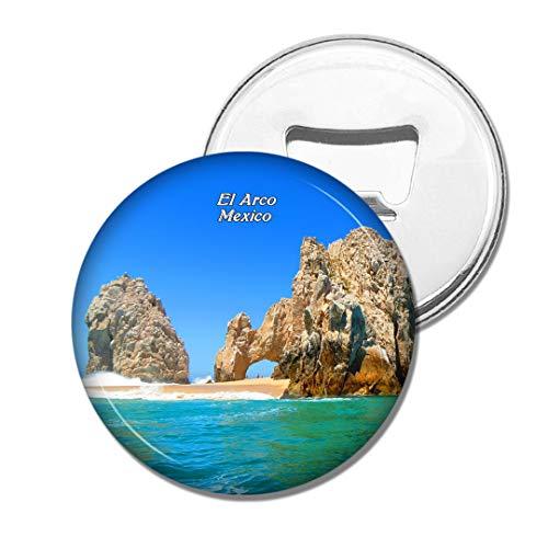 Weekino Mexiko EL Arco Cabo Bier Flaschenöffner Kühlschrank Magnet Metall Souvenir Reise Gift