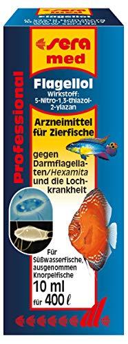 Sera Flagellol Conditionneur d'Eau pour Aquariophilie 10 ml