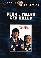 Penn & Teller Get Killed [DVD] [Import]