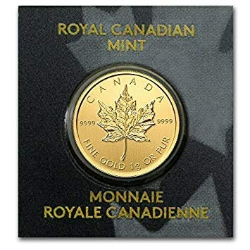Maple Leaf 1g, Feingold, Goldmünze, MapleGram der Royal Canadian Mint