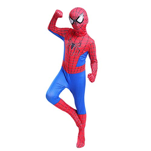 LGGQDC Bodysuit Strumpfhose Avengers Black Panther Verkleidung Anzug Kind Erwachsene Halloween Karneval Cosplay Bodysuit Für Party Film Kostüm Requisiten Onesies Kostüm-Venom||170~180cm