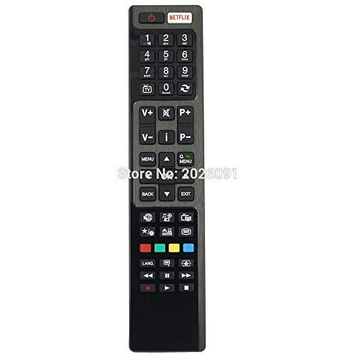 Ochoos Vervanging voor Panasonic TV Afstandsbediening voor RC48125 Werkt ook RC48127 TX-48C300B
