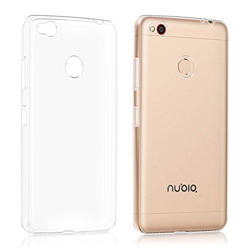 kwmobile ZTE Nubia N1 Hülle - Handyhülle für ZTE Nubia N1 - Handy Case in Transparent