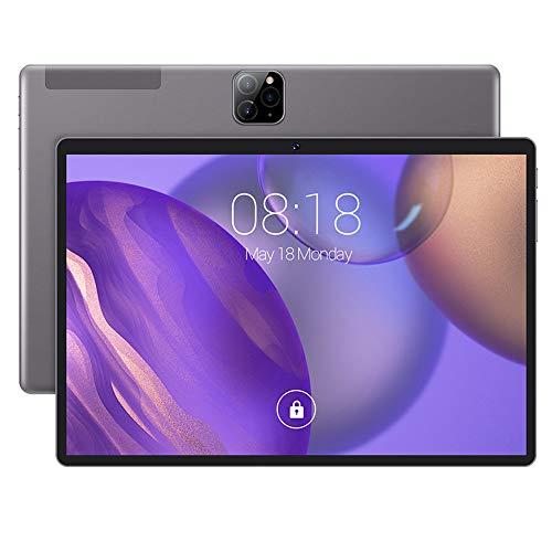 tablet Smart Android PC 10.1 Pulgadas HD IPS Pantalla 32GB WiFi de Alta Velocidad Bluetooth GPS Cámara HD Batería de Gran Capacidad