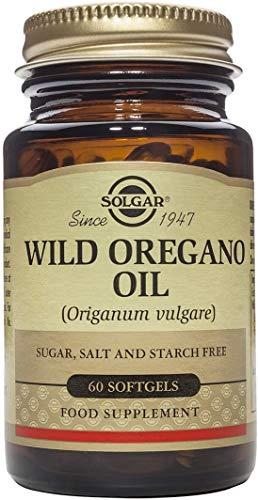 Solgar Aceite de Orégano Silvestre Cápsulas blandas - Enva