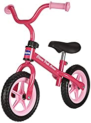 BICYCLE WITHOUT PEDALS: Chicco's Balance Bike helps your child to easily acquire the necessary balance to go on two wheels, facilitating the subsequent transition to a bike with pedals DEVELOP BALANCE: The balance bike for 1 and 2 year olds stimulate...