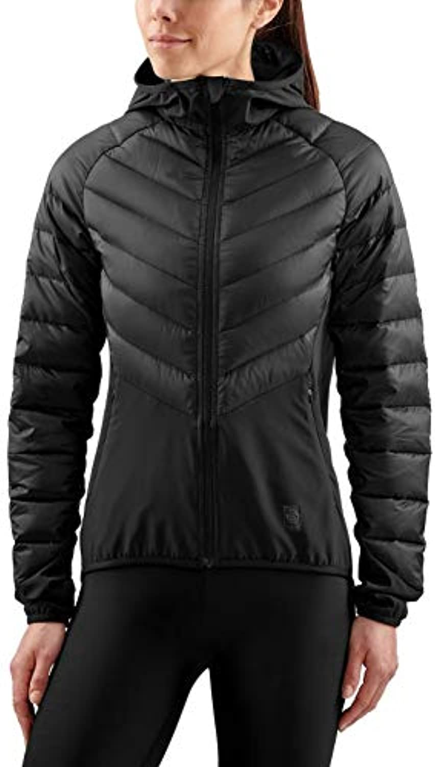 Skins Activewear Women's Ultra Mapped Light Down Jacket
