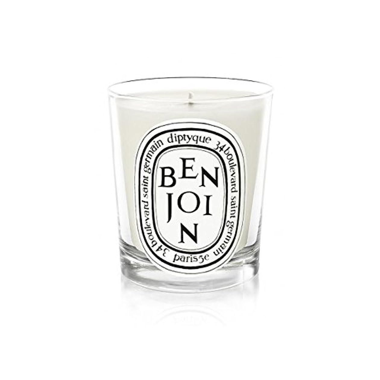 雇う根絶する負DiptyqueキャンドルBenjoinの190グラム - Diptyque Candle Benjoin 190g (Diptyque) [並行輸入品]
