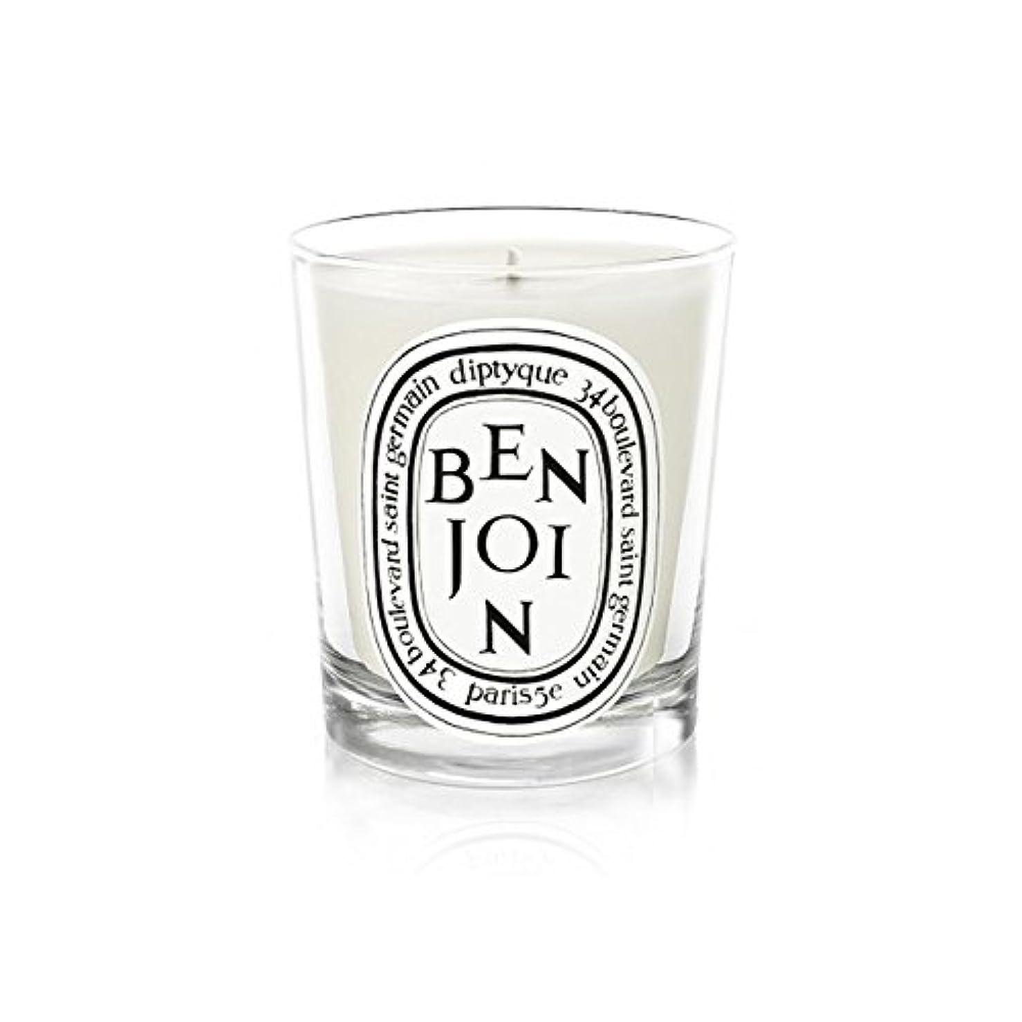 環境保護主義者検出可能避難するDiptyqueキャンドルBenjoinの190グラム - Diptyque Candle Benjoin 190g (Diptyque) [並行輸入品]