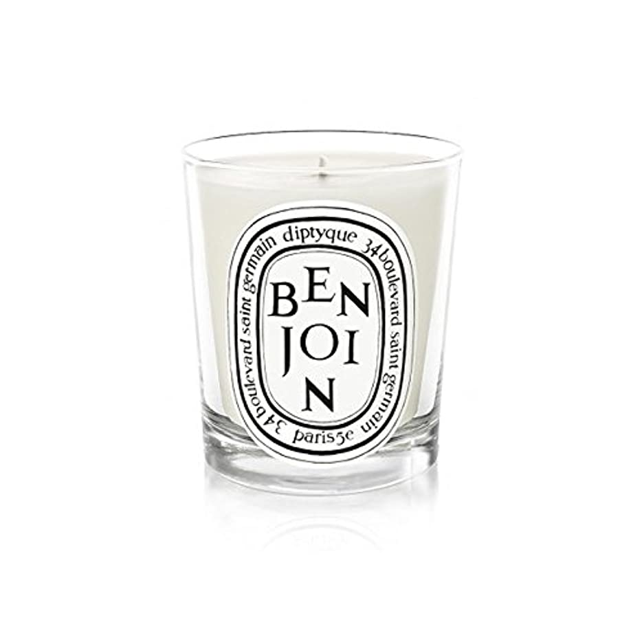 バーベキューマージ受粉するDiptyque Candle Benjoin 190g (Pack of 6) - DiptyqueキャンドルBenjoinの190グラム (x6) [並行輸入品]