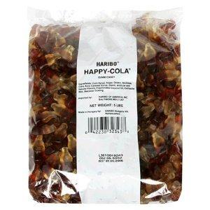 Haribo社(ハリポー社) コーラーグミ 袋2.26kg入り 並行輸入品