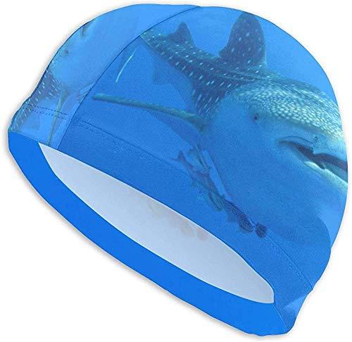 zhulaowufenbaoyouxi Les Bonnets de Requin-baleine Dans la mer Rouge Pour Hommes et Femmes conviennent également aux garçons et aux Filles.