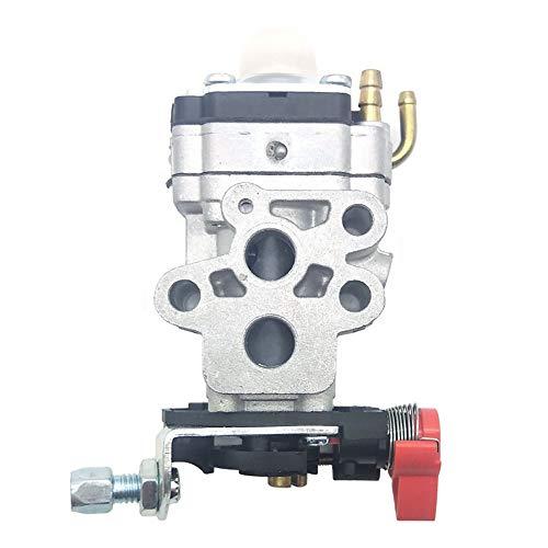 Höhen Holzvergaser Kompatibel mit KAAZ Kawasaki TJ35 TJ35E TJ35V 35CC Heckenschere Vergasergebläse Carby Gartengeräte