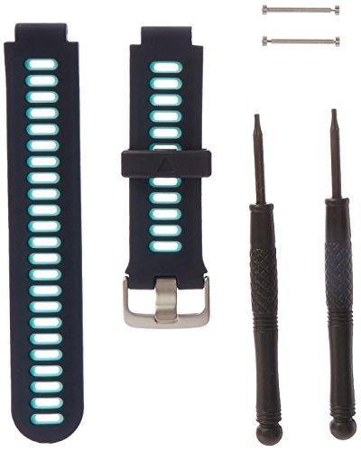 Garmin Forerunner 735x T Replacement Accessory Band Fitness Tracker per Smartphone, Blu