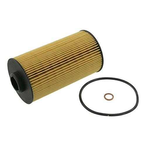 febi bilstein 26702 Ölfilter mit Dichtringen , 1 Stück