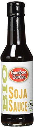 Bamboo Garden Soja Sauce Bio, 5er Pack (5 x 150 ml)