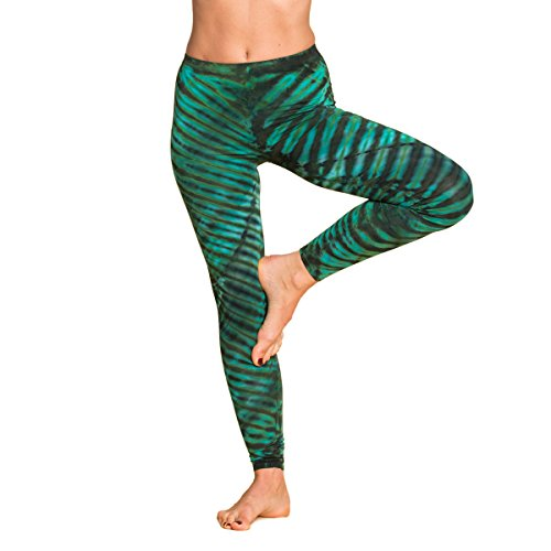 PANASIAM Leggings N010, liquified, Unisize