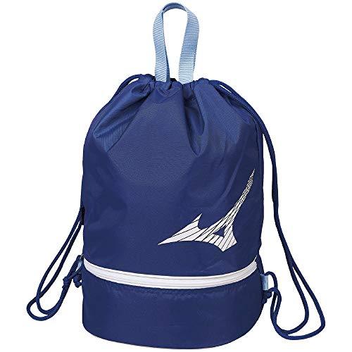MIZUNO(ミズノ) ユニセックス プールバッグ 容量:約10L N3JD0001 カラー:ブルー サイズ:F