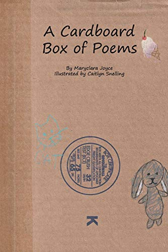 A Cardboard Box of Poems