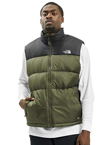THE NORTH FACE Homme Vestes sans Manches Nevero Down