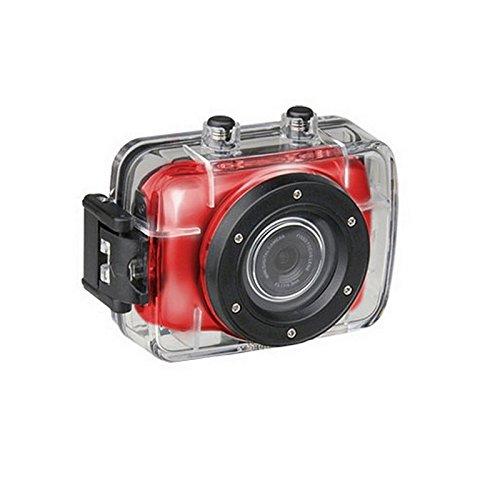 Leotec LESPCAM01R 5MP HD-Ready fotocamera per sport d'azione