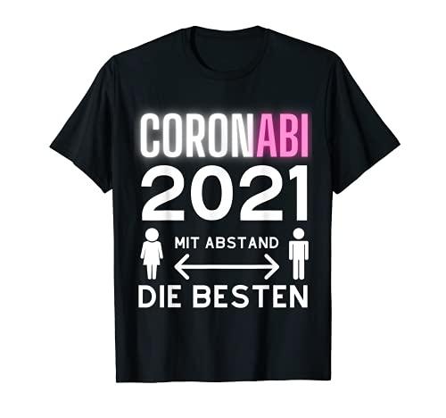 Graduación 2021 Divertida inauguración escolar Vorbei T-Shi Camiseta
