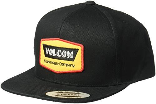 Volcom Herren Men's Cresticle Hat Baseball Cap, gelb, Einheitsgröße