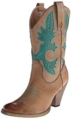 Very Volatile Women's Rio Grande Boot,Tan,7 B US