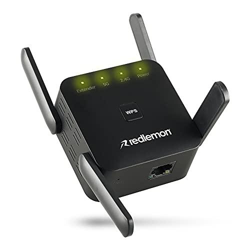 router mercusys 4 antenas fabricante Redlemon