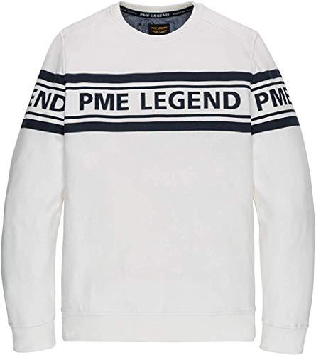 PME Legend sweatshirt met label-print