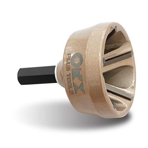 ORXPLUS Tools Deburring External Chamfer Tool, Deburring Drill Bit, Remove Burr Tools Fits for 1/2'-1 3/8'(13mm-35mm)