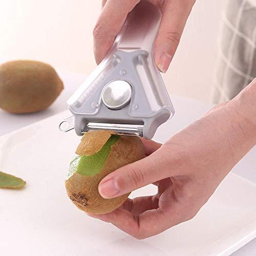 Piner Rotary dunschiller multifunctioneel drie-in-één dunschiller fruitschiller schillen aardappel artefact gesneden komkommer wapen