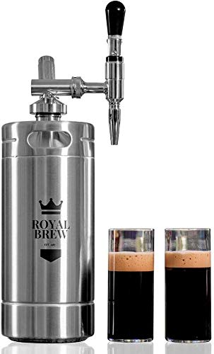 Royal Brew Nitro Cold Brew Coffee Maker