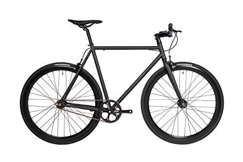 Fyxation Eastside X Single Speed Fixed Gear Bike - Matte Black