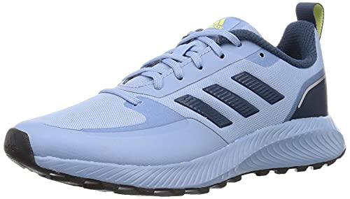 adidas RUNFALCON 2.0 TR, Zapatillas de Running Mujer, CIEAMB/AZMATR/AMAPUL, 40 EU