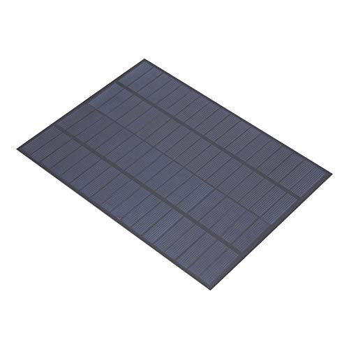 AMONIDA 【𝐄𝐚𝐬𝐭𝐞𝐫】 DIY Solar Panel Cell Battery, Solar Panel Module Portable Solar Board Charging 12V Commercial Solar Panel Mountaineering Outdoor Sports for Hiking Camping