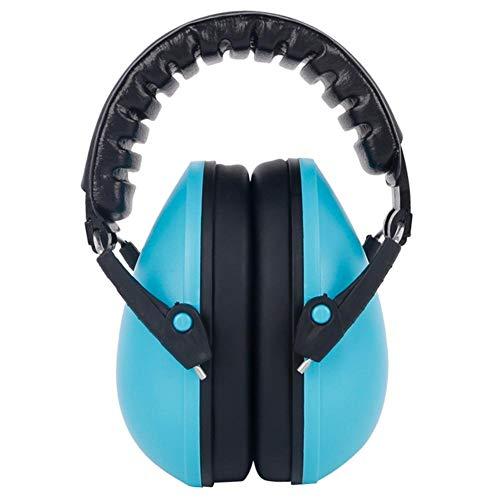 Gehoorbescherming voor kinderen en volwassenen, 21dB hoogste NRR hoofdbeugel veiligheid oorbescherming gehoorbescherming Safety Ear moffs met zacht schuim, geschikt voor schieten
