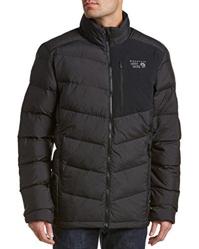 Mountain Hardwear Thermist-Giacca da Uomo, Taglia M, Colore: Nero