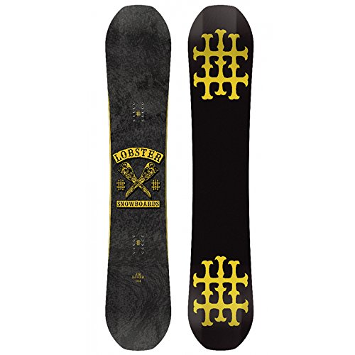 Heren Freestyle Snowboard Lobster Jibboard 155