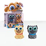 Puppy Dog Pals Bath Toys, Bingo & Rolly 2 Pack, by Just Play