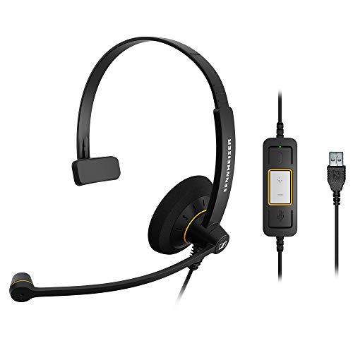 Sennheiser SC 30 USB ML Einseitiges UC Headset